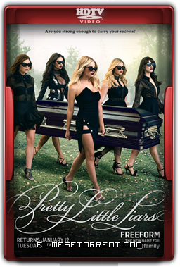 Pretty Little Liars 6 Temporada Torrent HDTV