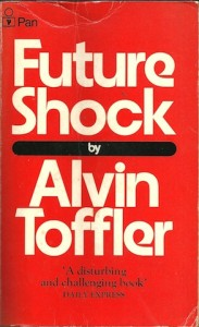 Where Information Society get the band name from - Alvin Toffler - Future Shock