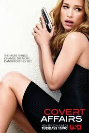 Assistir Covert Affairs 5 Temporada Dublado e Legendado