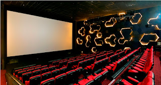 4DX Theather in Bonifacio High Street Central Square