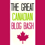 The Great Canadian Blog Bash Logo