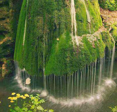 Cascada en Rumania
