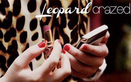 Leopard crazed