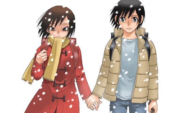 Desain Karakter Untuk Anime 'Boku Dake ga Inai Machi' Diperlihatkan