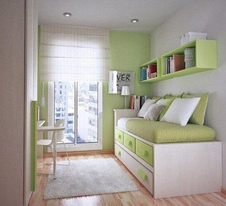 vintage home: ¿Cómo decorar un dormitorio pequeño?