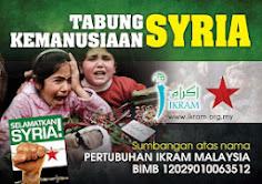 Tabung Kemanusiaan SYRIA