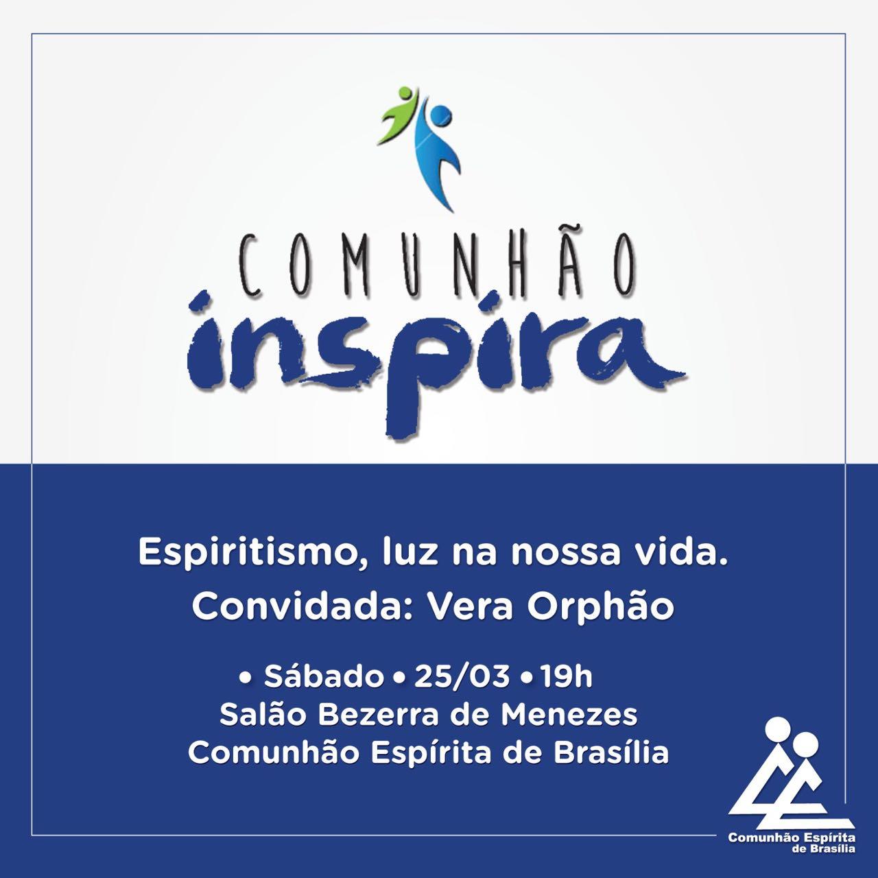 Comunhão Inspira - Março
