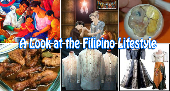 A Look at the Filipino Lifestyle