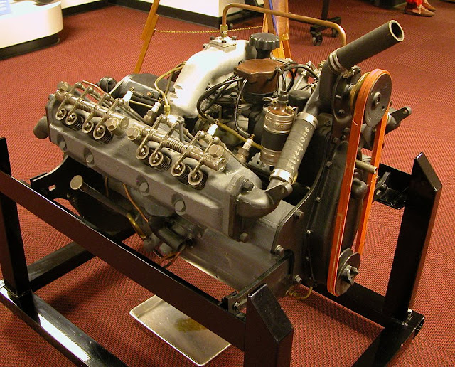 Largest car engine