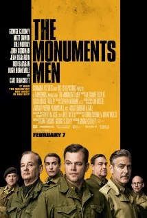 The Monuments Men (2014)