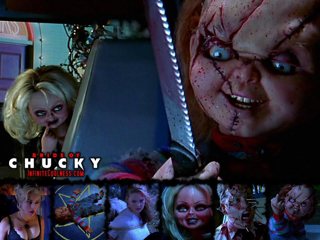 top new wallpapers  Chucky Wallpaper