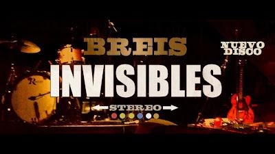 Breis invisible nuevo disco 2013