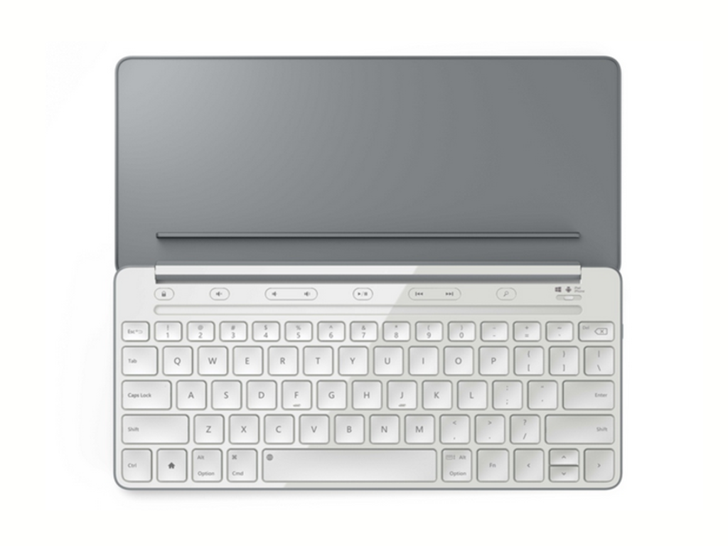Microsofts's Universal Mobile Keyboard Works with Windows, iOS and Android Devices, Priced at $79.95