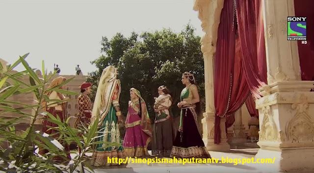 Sinopsis Mahaputra Episode 126