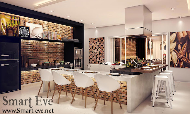 Related Keywords & Suggestions for modern gourmet kitchen