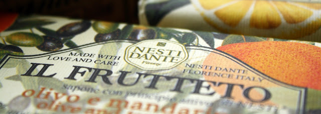 Salubrious Selection: Nesti Dante Bar Soaps