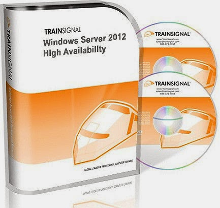 Windows Server 2012 High Availability,Bộ Video Lab HD học nâng cao Windows Server 2012