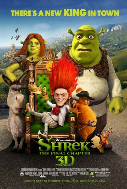 Shrek 4 DVDRip Avi 2010 Español Latino