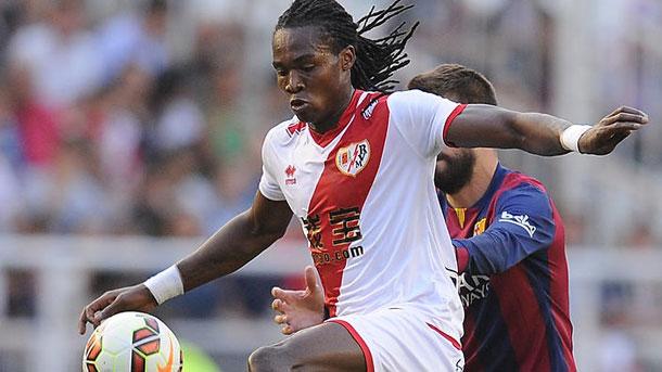 Manucho se rinde al excelso juego del FC Barcelona