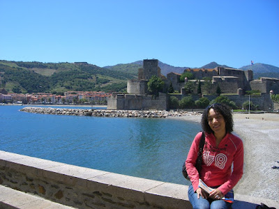 Beach of Collioure