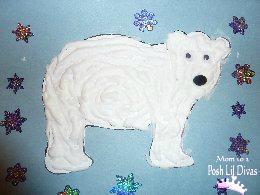 mom to 2 posh lil divas polar bear polar bear more fun with bears