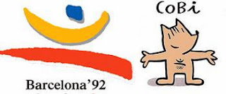 Olympische Spelen Barcelona