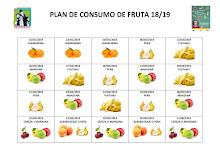 PLAN CONSUMO DE FRUTA 2019
