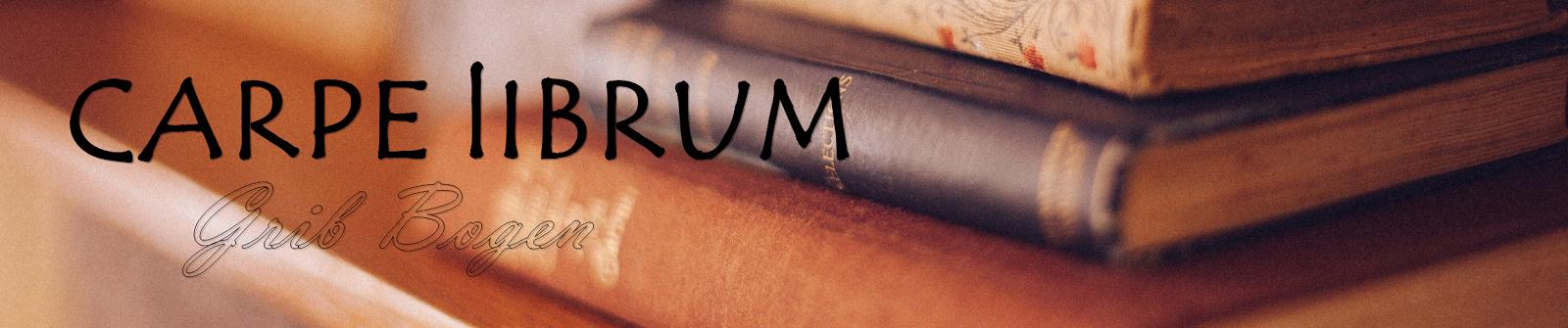Carpe Librum - Grib Bogen