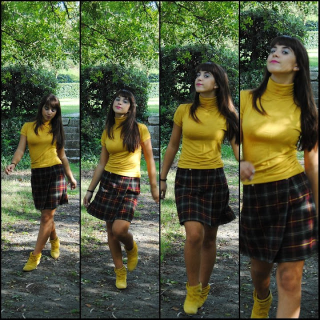 Walk tall and confident :)