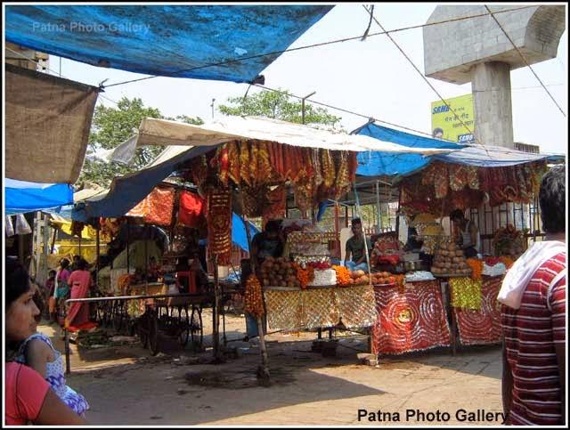 Shitala Mata Mandir market Patna