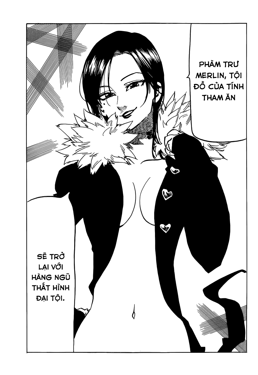 Nanatsu no Taizai - Thất Hình Đại Tội chap 101 page 7 - IZTruyenTranh.com