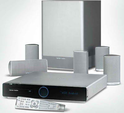 Home Theater : Harmon Kardon HS 300