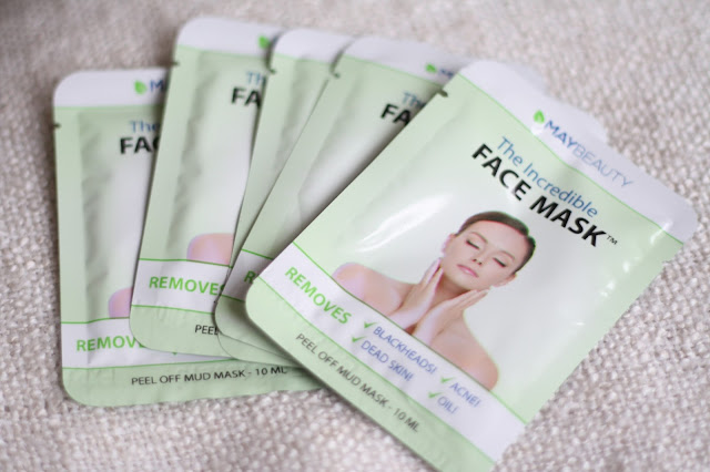 May Beauty Face Mask
