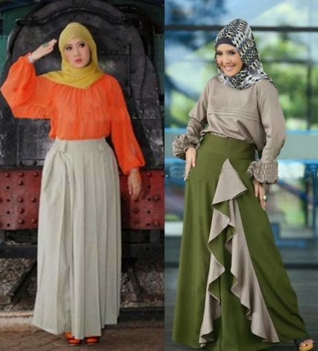 23 Contoh Model Baju Muslim Artis Masa Kini - Kumpulan ...