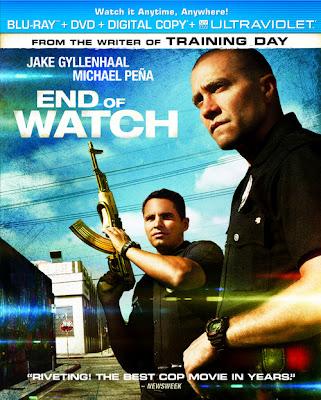 End of Watch (2012) 720p BRRip 748MB mkv subs español