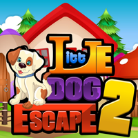 EnaGames Little Dog Escape 2 Walkthrough