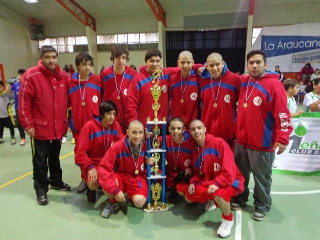 """8vo. Torneo Internacional de Futsal """"Campeones en el Olimpo 2014"""" finalizó con éxito."""