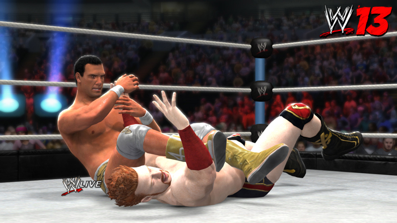 Download WWE'13 For PC: Download WWE'13 For PC