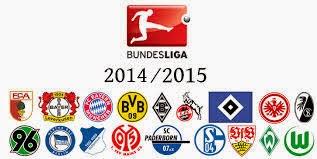 القنوات التي تنقل الدوري الالماني مفتوحه ومكسورة الشفره Germany 1. Bundesliga   2014/2015