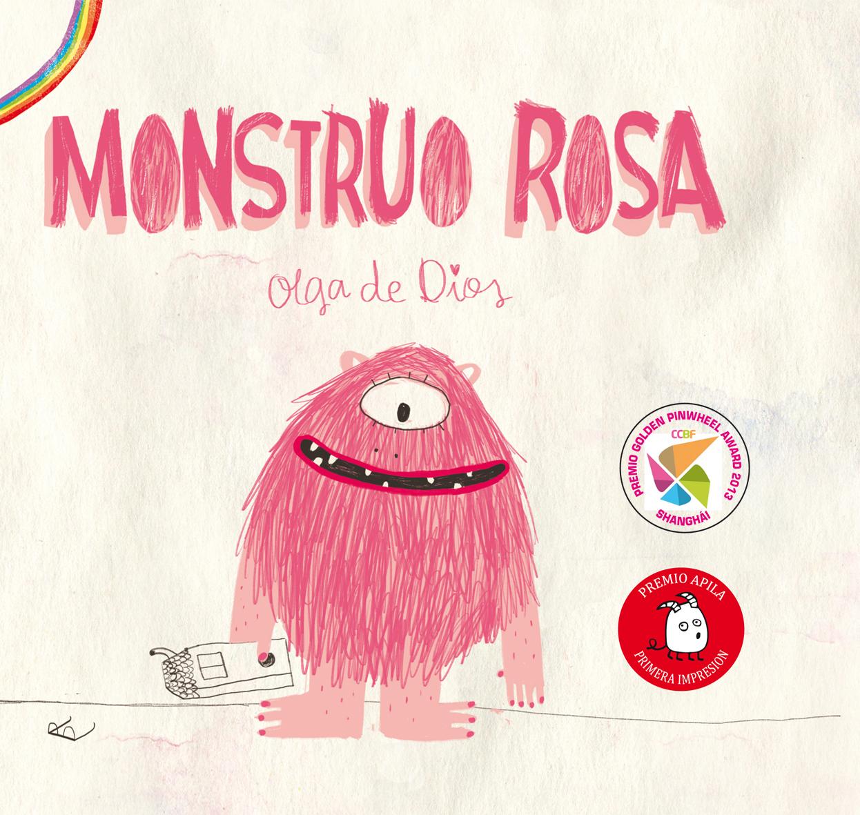 LIBROS PARA EDUCAR EN VALORES: Monstruo Rosa de Olga de Dios ...