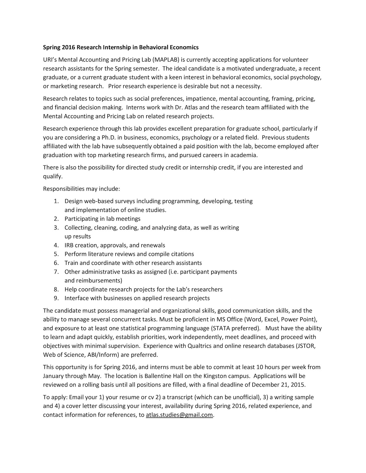 behavioral specialist cover letter business letter