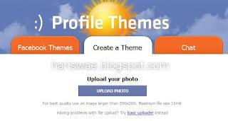 Cara Bikin Sendiri Profil Facebook Keren