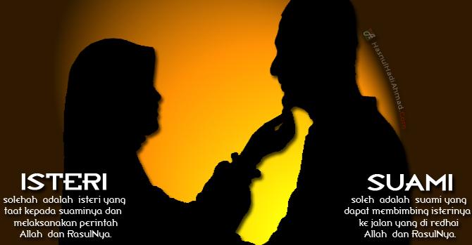 Hak Kewajiban Suami Istri Dalam Islam