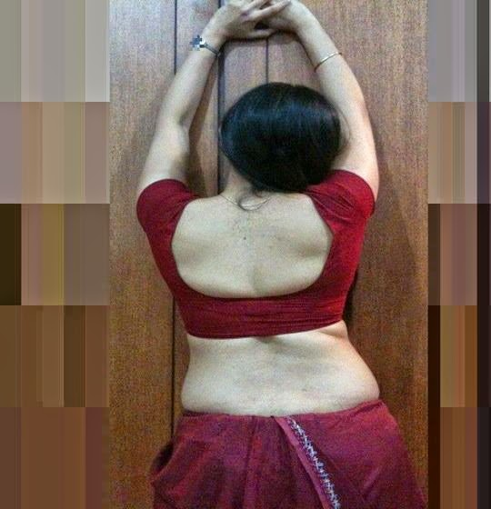 Delhi Sexy Indian Aunty Sexy Back Images Private