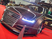 Audi TT Breitbau mit A7 Front- und Heckumbau