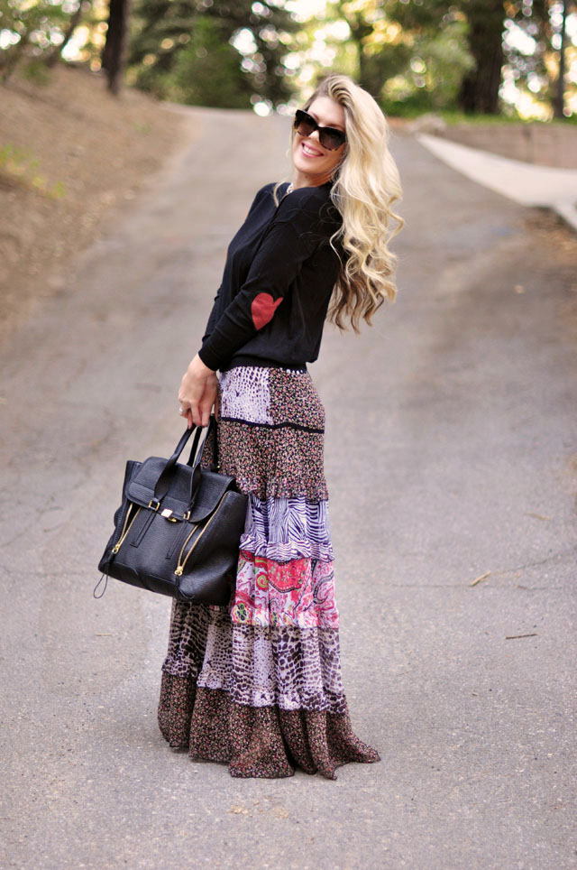 Maxi Dresses for Fall