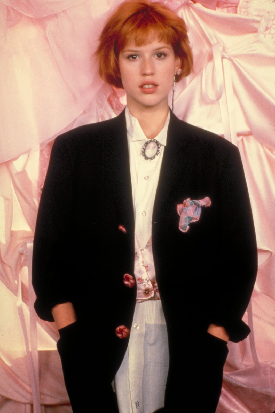 Life as a Movie: Inspired by the '80s: Molly Ringwald and ...