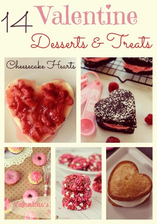 14 valentine desserts and treats