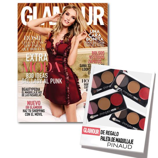 Revista Glamour septiembre 2013