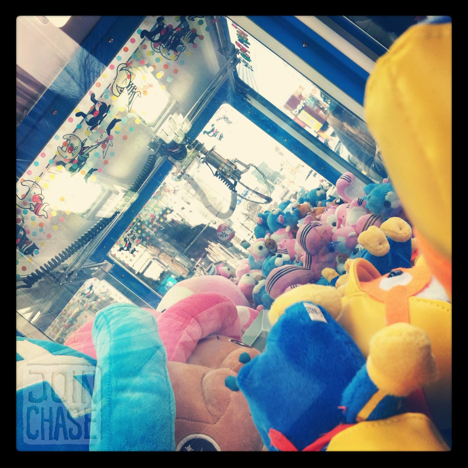 claw machine stuffed animals for sale